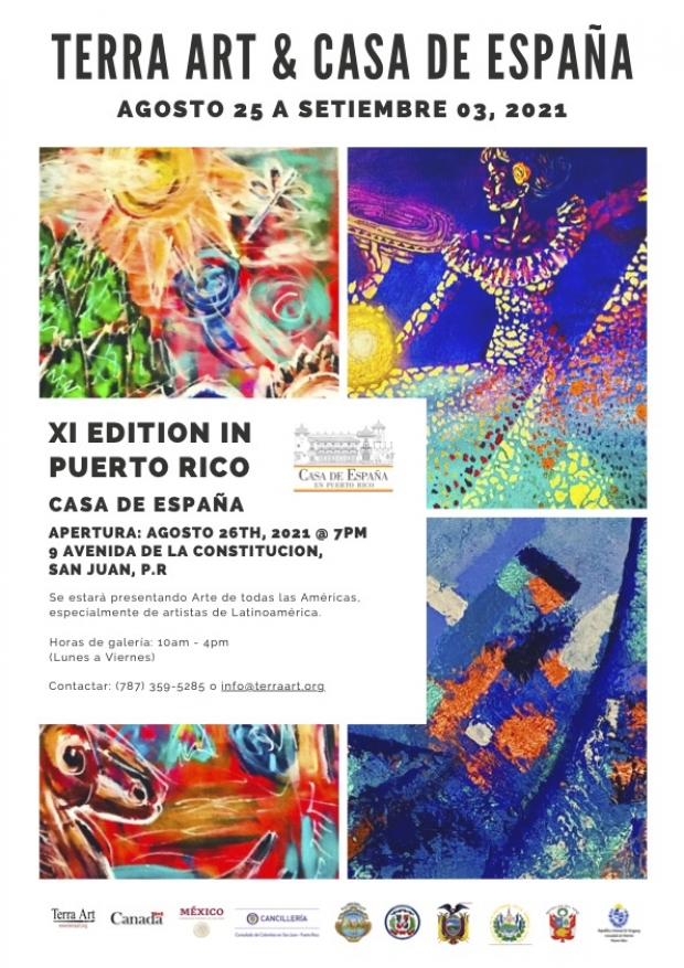 "Latin American Art 2018 ""Art Of The Americas"""